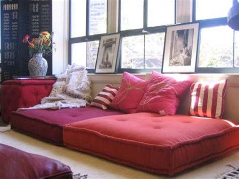 Floor Cushions Instead Of by Best 25 Floor Ideas On Hippie Living