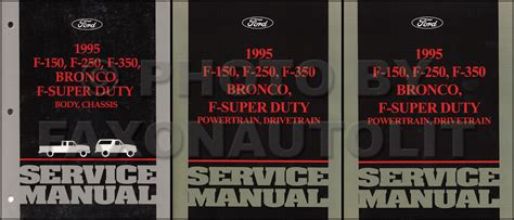 hayes auto repair manual 1995 ford bronco auto manual 1995 ford f series pickup truck owner s manual original