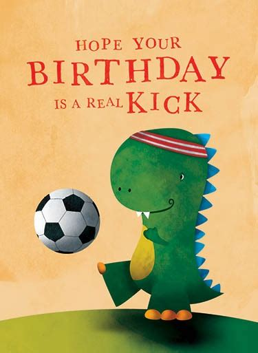 Soccer Birthday Card Soccer Birthday Quotes Quotesgram