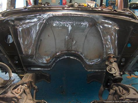aluminum fan shroud fabrication automotive custom metal fabrication select motorsselect