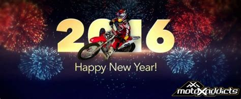 ox in new year 2015 motoxaddicts happy new year 2016 from motoxaddicts