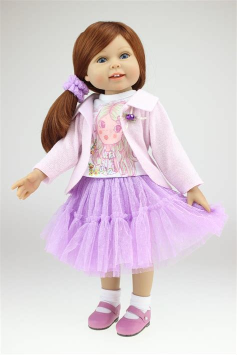 Where Can I Buy American Girl Doll Gift Cards - 2015 new arrival 18 inch full vinyl american girl gift doll jpg