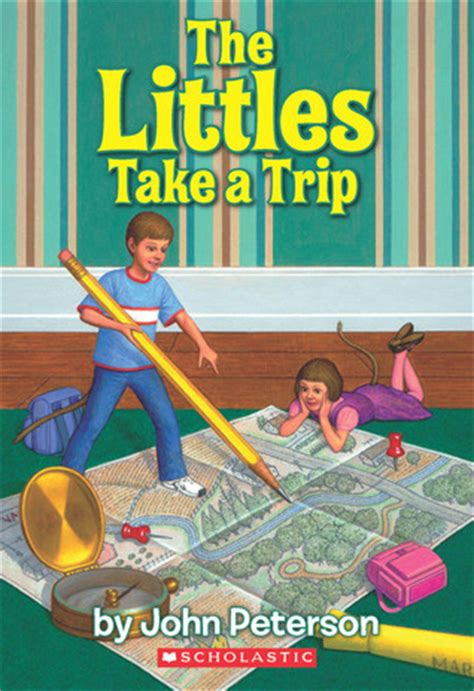 the take books the littles take a trip by peterson