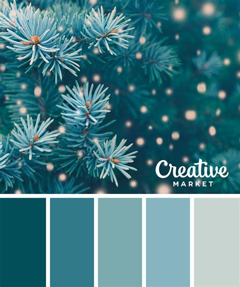 colors of winter 15 downloadable color palettes for winter creative