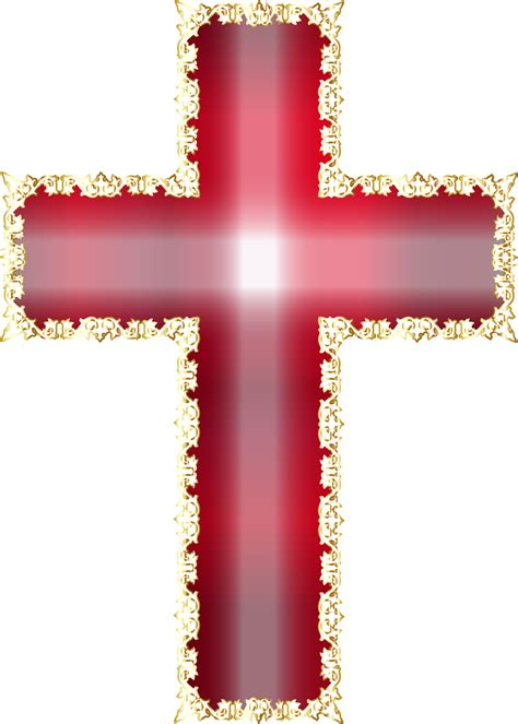 crucifix clipart fancy crucifix fancy transparent