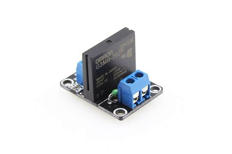 Solid State Relay Ssr Module 4 Channel 1 channel solid state relay module are00201sl 4 80 elecrow bazaar make your more easy