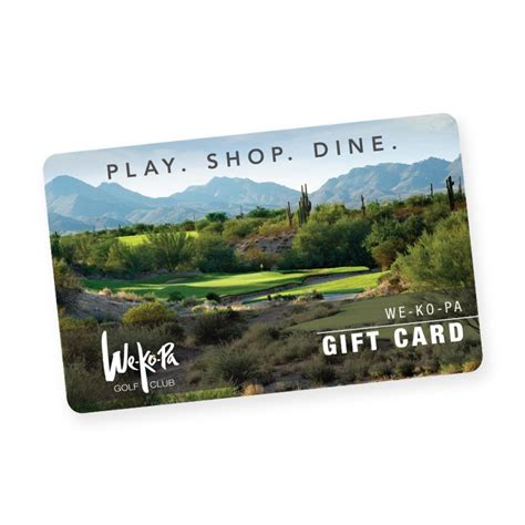 Top Golf Gift Cards - we ko pa golf club best golf courses in scottsdale az