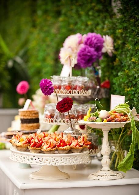 Garden Party Ideas Lifestylebycaroline Com Garden Menu Ideas
