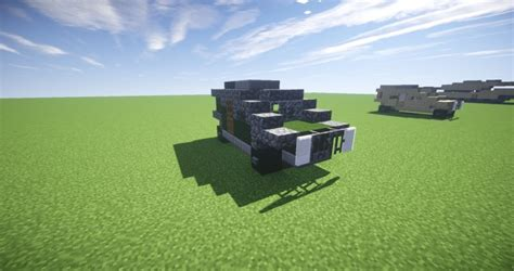 minecraft army jeep military jeep regular camo minecraft vehicle minecraft