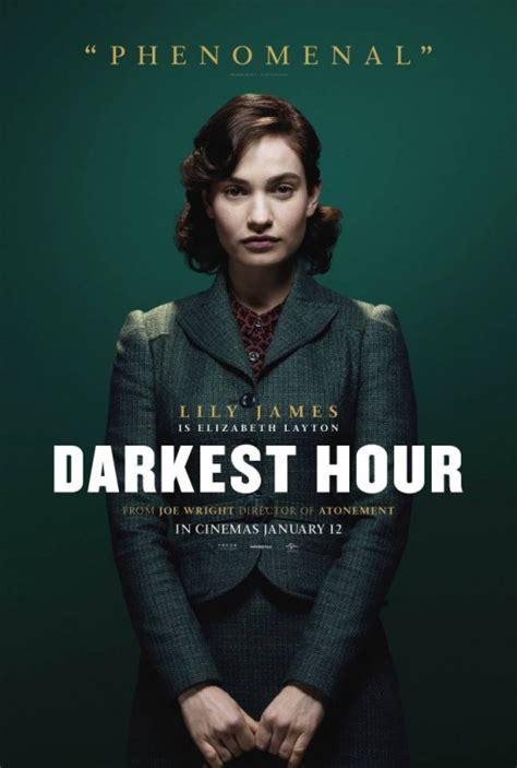 darkest hour awards darkest hour movie poster 8 of 10 imp awards