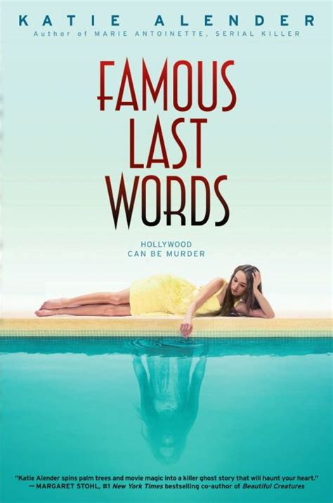 last in my books last words by alender free book friday
