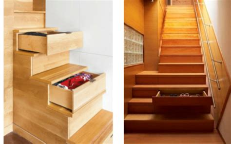 Stair Drawer System by Transform Your The Stairs Space Into Storage The