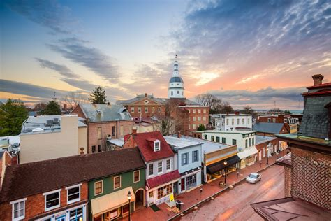 towns in america quick guide to annapolis maryland drive the nation