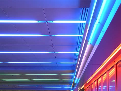 Neon Ceiling Lights Free Photo Ceiling Lighting Neon Light Free Image On Pixabay 64372