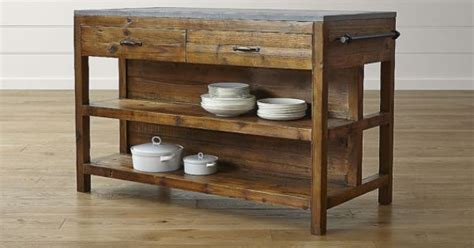 Reclaimed Lookalike Island Bar Cabinet Console Table Outdoor Buffet Table Serving Cart