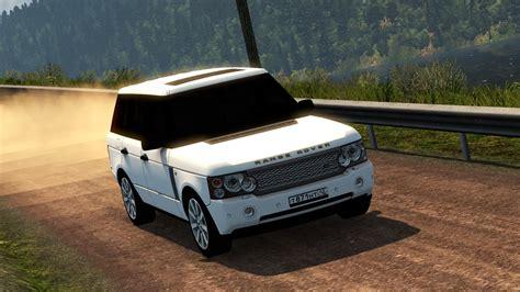 range rover truck truck simulator 2 land rover range rover modu