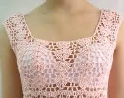 blusas tejidas a crochet con patron es blusas tejidas a crochet caladas buscar con google