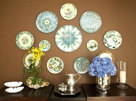 decorative plates for wall display photo page hgtv