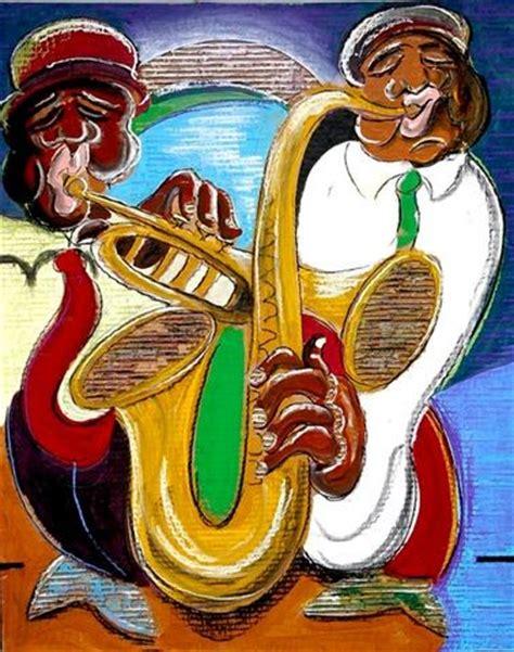 the horn section wayne s art