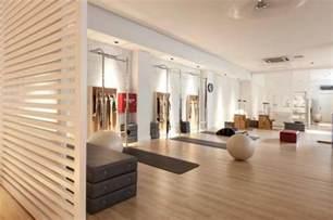 i like the room dividers interior design pilates studio