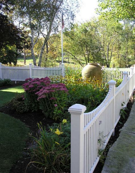 white backyard fence 10 fence ideas and designs for your backyard