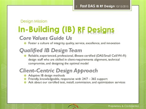 fundamentals of building orientation and layout planning fundamentals of in building ib rf design