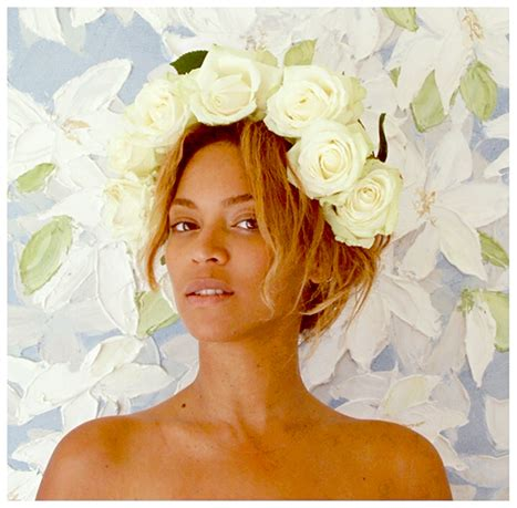 swing makeup flawless beyonce goes without makeup swings with blue