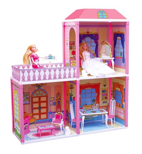 dolls for doll house play kitchen set walmart cuisine pour enfants lifestyle deluxe step2 kids wooden