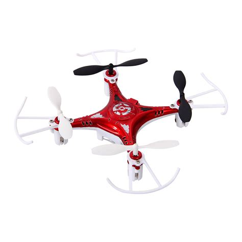 x7 2 4ghz 4ch 6 axis gyro 3d rc mini quadcopter drone ufo rtf helicopter remote