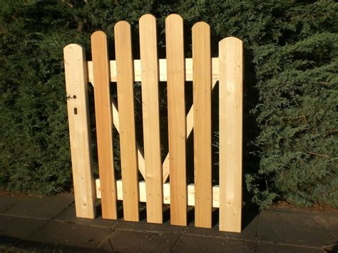 Gartentore Aus Holz Bilder 853 by Gartentor Holz Gartent 252 R Hxb 84 99x100 Cm Ebay