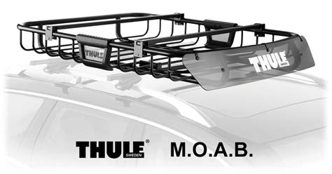 Thule Cargo Roof Rack by Thule 690xt Moab Safari Roof Basket Racks