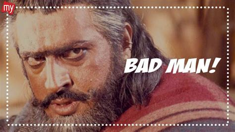 Bookmyshow Villain | 9 all time favorite bollywood villains and their dialogues