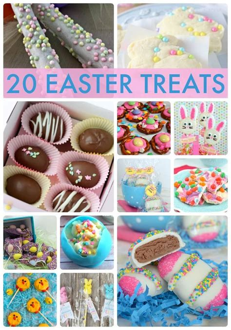 great ideas 20 easter treats tatertots and jello