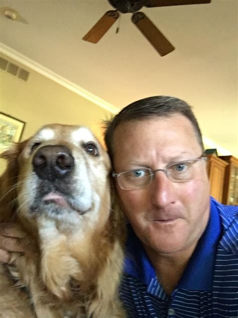 golden retriever died suddenly last selfie with this boy he died suddenly a few days after from a hemo