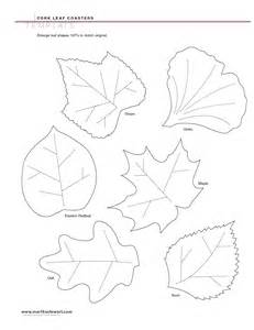 autumn leaf template free printables best photos of printable leaf stencils maple leaf