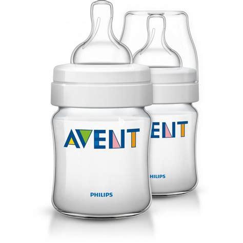 Promo Botol Bayi Baby Bottle Avent 125 Ml Wide Neck philips avent baby bottle 2 classic bottles 4oz 125ml