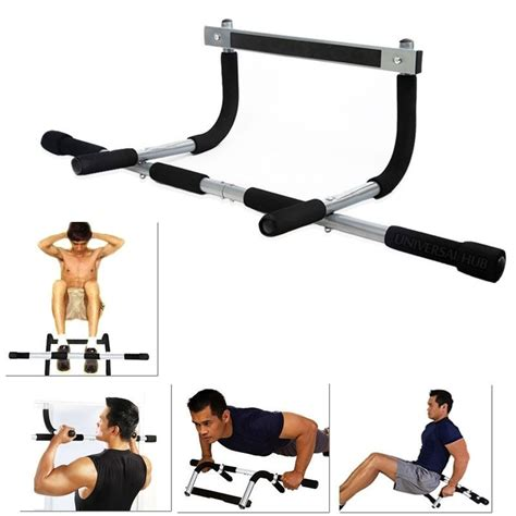 doorway pull  bar chin  sit  strength body workout