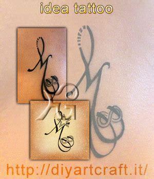 lettere stilizzate per tatuaggi diyartcraft