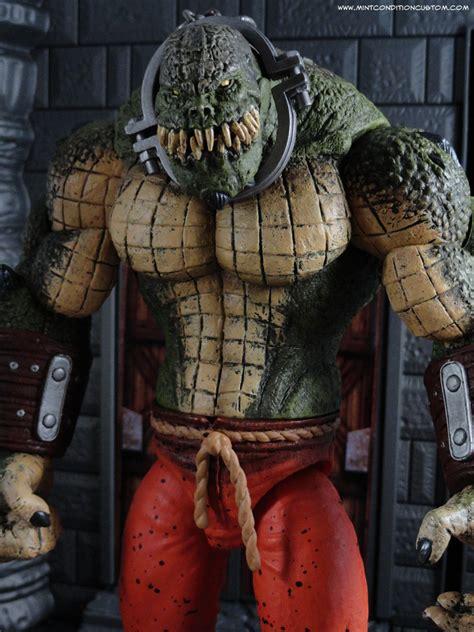 killer croc review the gallery for gt batman arkham asylum killer croc