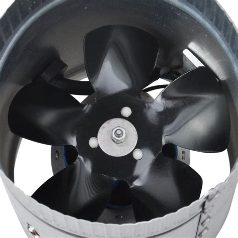 high cfm bathroom fan 4 quot 6 quot 8 quot upgrade inline duct fan blower high cfm