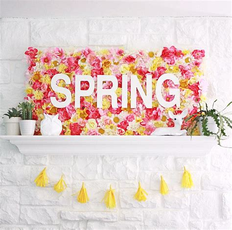 spring diys unique spring party ideas to celebrate the new season