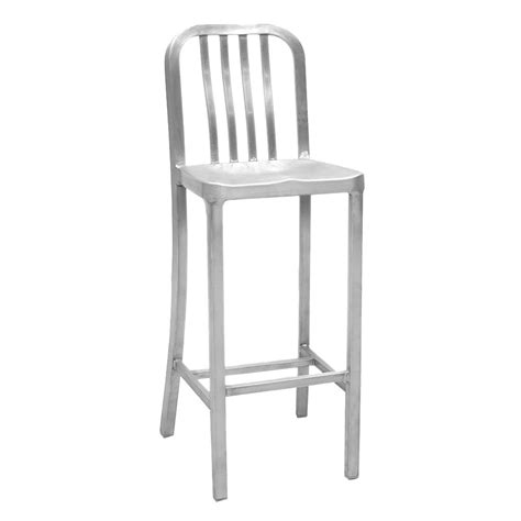 outdoor aluminum bar stools alston quality industries ac2700 aluminum dining outdoor