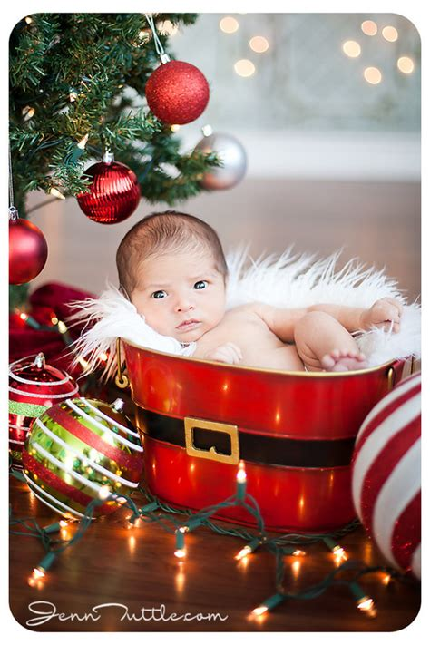 how to take baby frist christmas pictures 29 babies who totally nailed their photo shoot