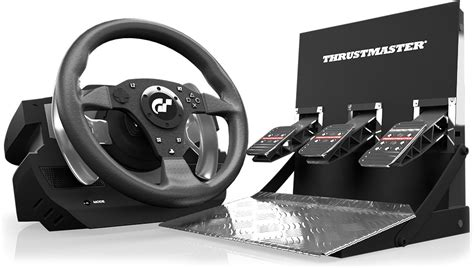 Steering Wheel For Ps4 With Clutch A Review Of The Thrustmaster T500 Rs Steering Wheel