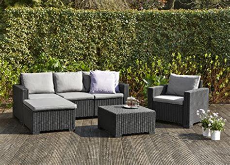 Alles Für Den Garten Günstig by Allibert Lounge Set Moorea Grau 4 Teilig Alles F 195 188 R Garten