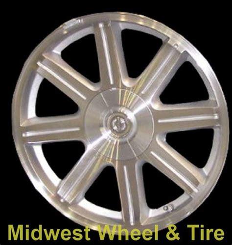 2008 Chrysler Sebring Tire Size by Chrysler Sebring 2286ms Oem Wheel 5105691aa Oem