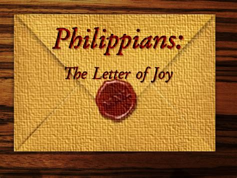 The Book Of Paul introduction to philippians evidence unseen