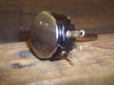 resistor variable non wire wound non precision resistor variable wirewound non precision 28 images 3590s pot 10 turn ohm rotary wirewound