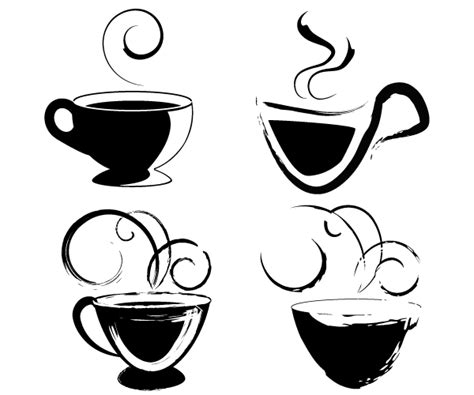 free vector graphics clipart free coffee cup clip vector 123freevectors