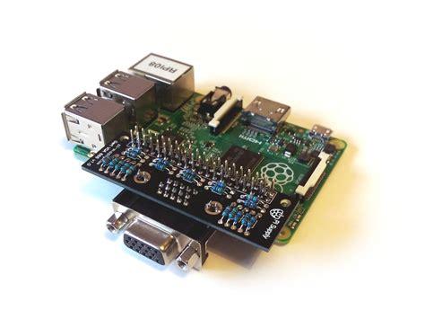 Jual Adaptor Raspberry Pi vga 666 gpio adapter 06